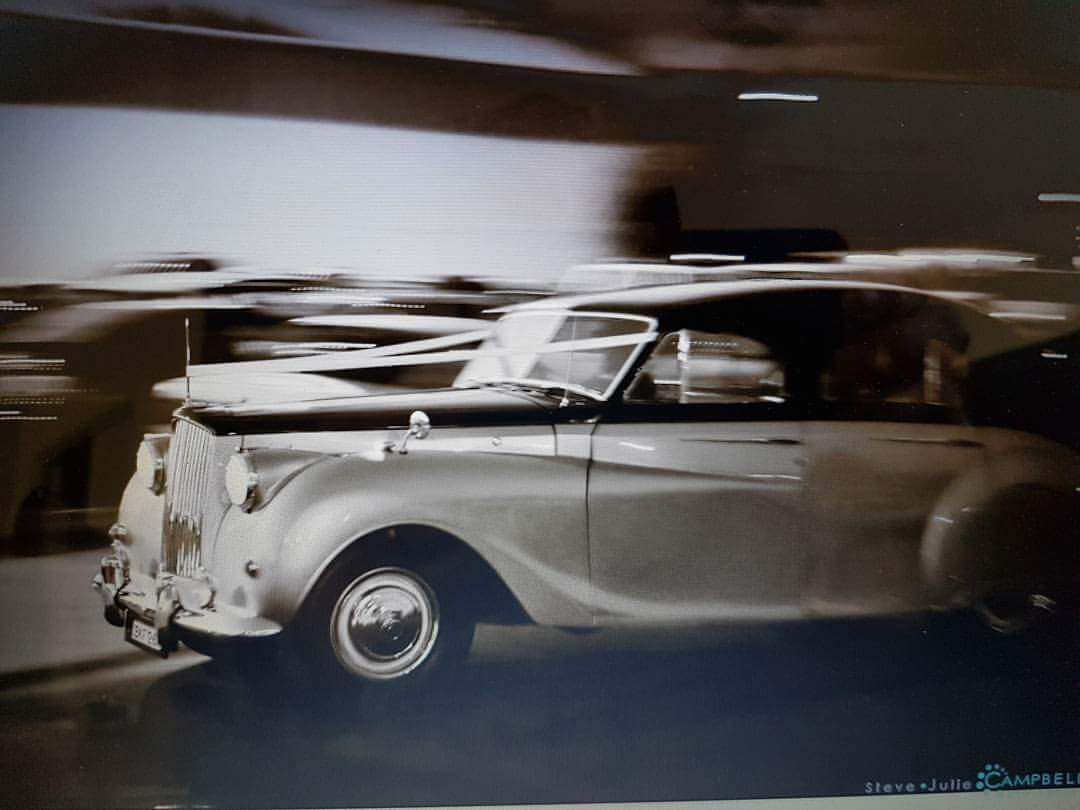 Classic Wedding Car Hire Perth