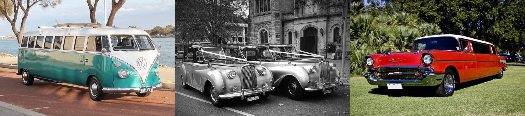 Limousines & Classics - Perth Vintage & Classic Car Hire