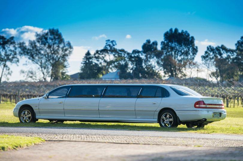 White Statesman Limousine Limousines And Classics Perth